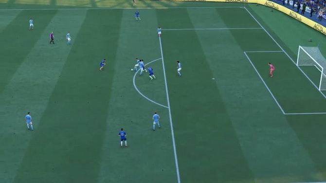 Image d'aperçu pour Kanté gâche la balle de match contre City (FIFA)