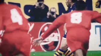 Preview image for Boca Juniors honour club legend Maradona