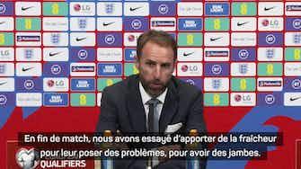 """Image d'aperçu pour Angleterre - Southgate commente la sortie de Kane : """"Inutile de pointer du doigt un joueur"""""""