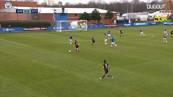 Preview image for Janine Beckie helps City Women defeat Everton
