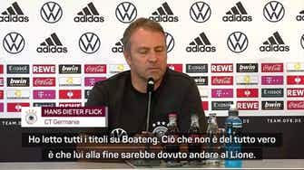 """Anteprima immagine per  Flick su Jerome Boateng: """"Sarà il benvenuto, ma non doveva andare al Lione"""""""