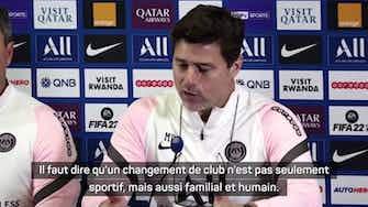 """Image d'aperçu pour PSG - Pochettino : """"Se montrer patients avec Wijnaldum"""""""