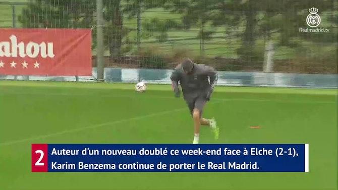 8es - Benzema, l'éternel sauveur