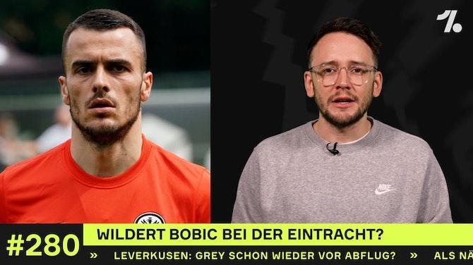 Vorschaubild für Wildert Bobic bei der Eintracht?
