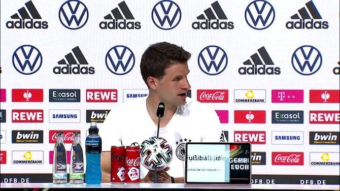 """Vorschaubild für Müller: """"Knapp gewinnen ist keine Schande"""""""