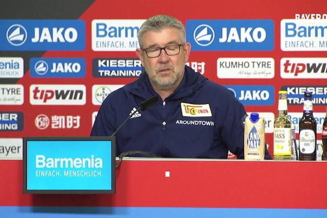 """Fischer: """"Tolles Spiel von Union gesehen"""""""