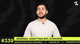 Preview image for Which TWO strikers could Arsenal sign?!