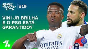 Imagem de visualização para 'Brazil com Z' #19: temporada de Mbappé é melhor que de Neymar?