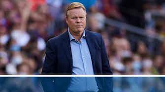 Preview image for Barcelona sack Ronald Koeman