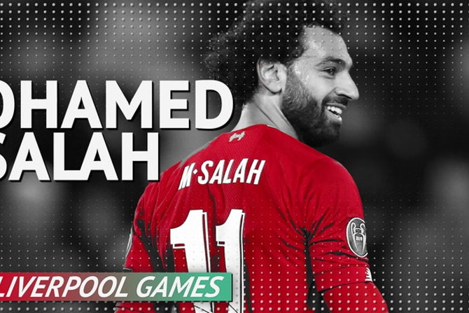 Mohamed Salah - 200 Liverpool Games