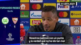 """Imagen de vista previa para  Fernando: """"Tenemos que mejorar para pasar la próxima fase"""""""