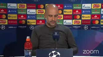Preview image for Congratulations for Chelsea! Pep Guardiola