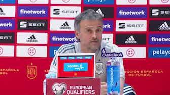 """Imagen de vista previa para Luis Enrique: """"A nivel defensivo, el de Grecia fue el mejor partido de mi carrera"""""""