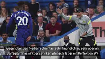 """Vorschaubild für Jorginho: """"Tuchel ist ein Perfektionist"""""""