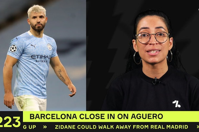 Why Aguero to Barcelona is a good move...