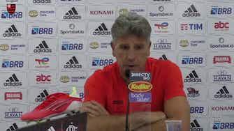 Imagem de visualização para Renato vê coincidência nos resultados ruins em véspera de Libertadores