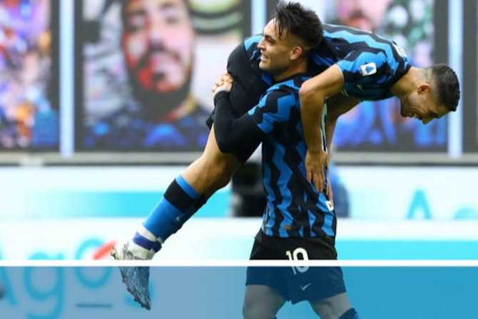Breaking News - Inter win Serie A title
