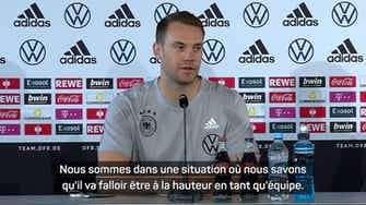"""Image d'aperçu pour Allemagne - Neuer : """"C'est une nouvelle ère"""""""