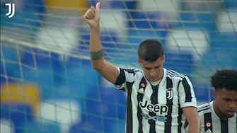 Imagen de vista previa para Grandes momentos de Morata con la Juventus