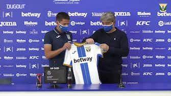 Image d'aperçu pour Sergi Palencia s'engage avec Leganes
