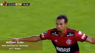 Imagem de visualização para Todos os gols do Flamengo na Libertadores de 2021
