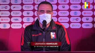 """Imagen de vista previa para Leonardo González: """"Es muy complicado marcar a Messi en todo el terreno de juego"""""""