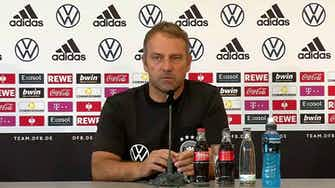 Vorschaubild für Flick bestätigt DFB-Ausfälle von Neuer und Müller