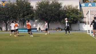 Imagen de vista previa para Tigres se prepara para el Clásico ante Monterrey