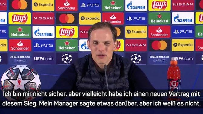"""Vorschaubild für Tuchel: """"Teil eines ambitionierten Klubs"""""""