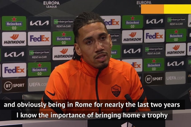 Smalling admits extra motivation ahead of facing Man United