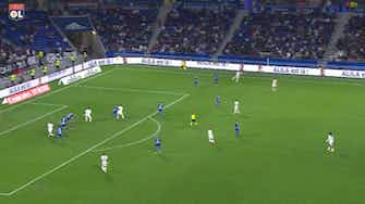 Preview image for Emerson Palmieri's first Olympique Lyonnais goal