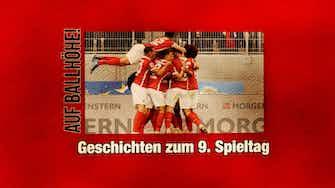 Vorschaubild für Auf Ballhöhe! Rheinderby und Jungtrainer-Duell am 9. Spieltag