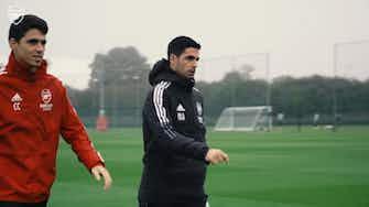Imagen de vista previa para Así fue el regreso de Wilshere a los entrenamientos con el Arsenal