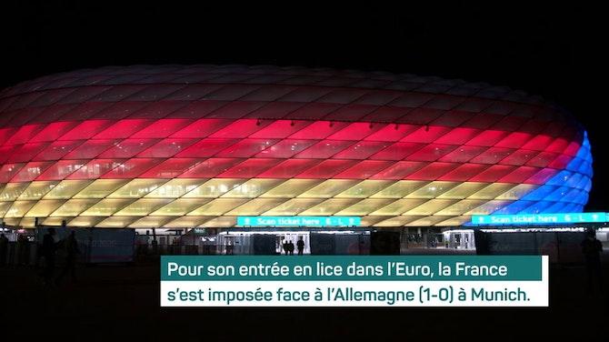 """Groupe F - """"La France a la meilleur équipe du monde"""""""