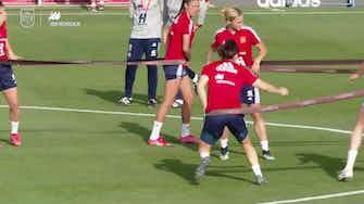 Imagen de vista previa para La selección femenina se pone a punto en Marbella antes del amistoso con México
