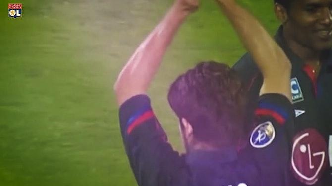 Vorschaubild für Juninho's story at Olympique Lyonnais