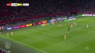 Imagem de visualização para David Neres marca dois, Ajax faz 9 e atropela Cambuur pelo Holandês
