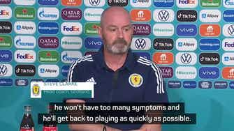Preview image for Clarke challenges Gilmour's COVID replacement to become Scotland hero