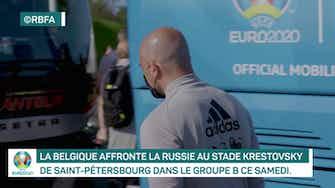 Image d'aperçu pour Groupe B - Présentation de Belgique vs. Russie