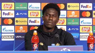 """Image d'aperçu pour Gr. G - Onana : """"C'est une déception, mais je suis fier de notre équipe"""""""