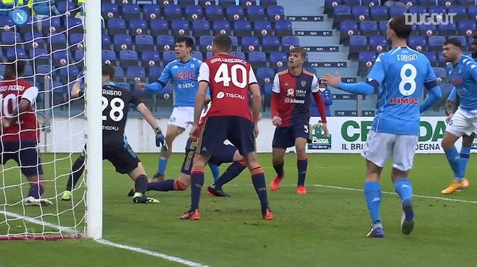 Imagen de vista previa para Los goles de Lozano en la Serie A 20/21