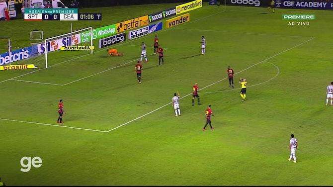 Imagem de visualização para Melhores momentos de Sport x Ceará