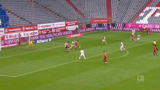 Image d'aperçu pour 33e j. - Le Bayern encore vainqueur, Lewandowski dans l'histoire