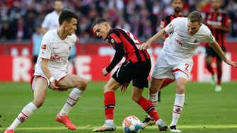 Vorschaubild für Nach 0:2 Rückstand: Modeste schiesst Köln zum Remis gegen Bayer