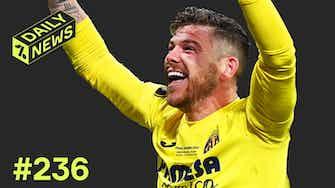 Vorschaubild für Villareal holt die Europa League! Kiel schlägt Köln!