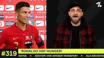 Vorschaubild für Ronaldo hat Hunger!