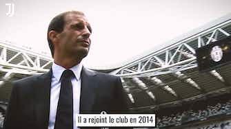 Image d'aperçu pour Le retour d'Allegri à la Juventus