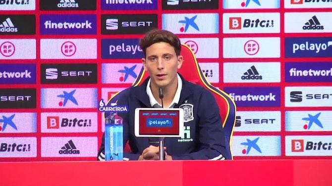 """Pau Torres: """"Le he dicho a De Gea que no se preocupe, que este verano ganará un título"""""""