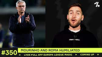 Preview image for Reaction to Mourinho's EPIC 6-1 humiliation!