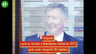 Image d'aperçu pour La carrière légendaire de Sir Alex Ferguson à Manchester United